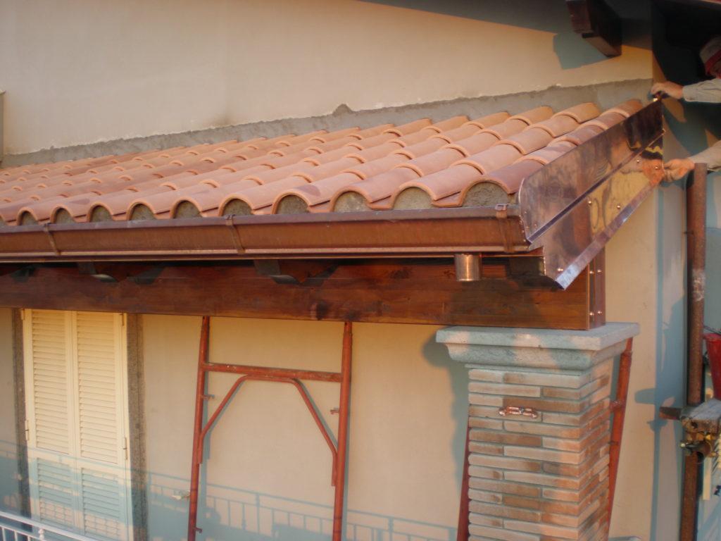 copertura terrazzo